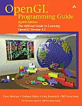 OpenGL Programming Guide 8th Edition The Official Guide to Learning OpenGL Version 4.2