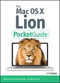 Mac Os X Lion Pocket Guide (12 Edition)