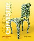 General Chemistry with Access Code: Atoms First
