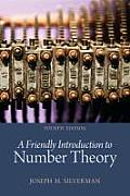 Friendly Intro. To Number Theory (4TH 13 Edition)