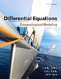Differential Equations: Computing and Modeling (5TH 15 Edition)