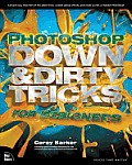 Photoshop Down & Dirty Tricks for Designers (Down & Dirty Tricks) Cover
