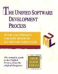 The Unified Software Development Process (Paperback) (Addison-Wesley Object Technology) Cover