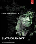Adobe Dreamweaver CS6 Classroom in a Book: The Official Training Workbook from Adobe Systems [With DVD ROM]