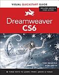 Dreamweaver Cs6: Visual QuickStart Guide