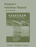 Students Solutions Manual: Calculus and Its Application, Expanded Version