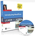 Introducing WordPress [With DVD ROM]