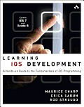 Learning iOS 6 A Hands On Guide to the Fundamentals of iOS Programming