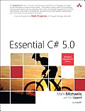 Essential C# 5.0 (Microsoft .Net Development) Cover