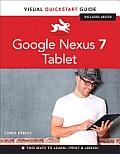 Google Nexus 7 Tablet: Visual QuickStart Guide (Visual QuickStart Guides)