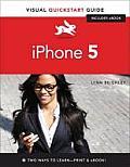 iPhone 5 Visual QuickStart Guide