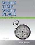 Write Time Write Place Paragraphs & Essays