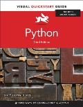 Python Visual QuickStart Guide 3rd Edition