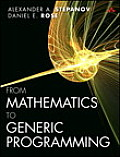 From Mathematics To Generic Programmming (15 Edition)