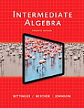 Intermediate Algebra Plus New Mymathlab With Pearson Etext Access Card Package
