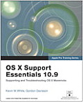 Apple Pro Training Series OS X Support Essentials 109 Supporting & Troubleshooting OS X Mavericks