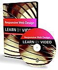 Responsive Web Design: Learn by Video (Learn by Video)