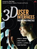 3d User Interfaces: Theory and Practice (05 Edition)