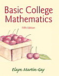 Basic College Mathematics Plus New Mymathlab with Pearson Etext -- Access Card Package