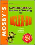 Nclex Rn Mosbys Comprehensive Revie 16th Edition