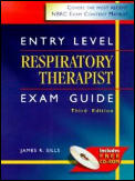 Respiratory Therapist Exam Guide Entry Leve