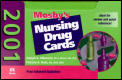 Mosby 2001 Nursing Drug Cards