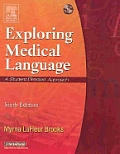 Exploring Medical Language: A Student-Directed Approach with CDROM and Flash Cards Cover