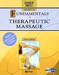 Mosbys Fundamentals Of Therapeutic Mass