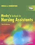 Mosby's Textbook for Nursing Assistants with CDROM Cover