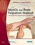 Muscle & Bone Palpation Manual With Trigger Points Referral Patterns & Stretching
