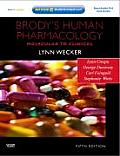 Brody's Human Pharmacology (5TH 10 Edition)