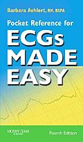 Pocket Reference for ECGs Made Easy 4th Edition