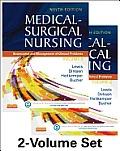 Medical Surgical Nursing 2 Volume Set Assessment & Management Of Clinical Problems 9th Edition