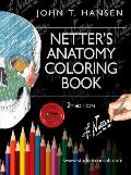 Netter's Anatomy Coloring Book -with 2 Access (2ND 14 Edition)