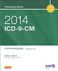 ICD-9-CM 2014 Professional Edition for Physicians, Volumes 1 and 2, Compact