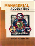 Managerial Accounting Information 2ND Edition De