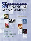 Contemporary Financial Management 8th Edition