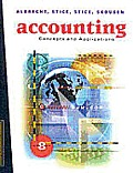 Accounting Concepts & Applications 8TH Edition