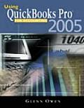 Using Quickbooks Pro 2005 for Accounting