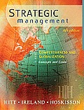 Strategic Management : Competitiveness and Globalization : Concepts and Cases - With CD (6TH 05 - Old Edition)