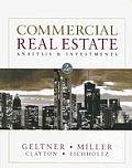 Commercial Real Estate Analysis & Investments Edition 2