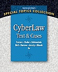 Cyberlaw Text & Cases