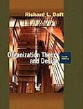 Organization Theory & Design 10th Edition