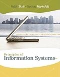 Principles of Information Systems (9TH 10 - Old Edition)