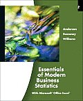 Essentials of Modern Business Statistics With MS Excel (4TH 09 - Old Edition)