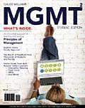 Mgmt 2: Student Edition-with Access (2ND 10 - Old Edition)