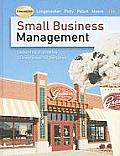 Small Business Management: Launching and Growing Entrepreneurial Ventures [With Access Code]