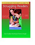 A Classroom Teacher's Guide to Struggling Readers Cover