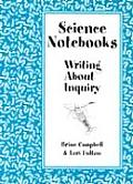 Science Notebooks : Writing About Inquiry (03 Edition)