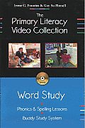 The Primary Literacy Video Collection; Word Study [Dvd]: Phonics & Spelling Minilessons: Buddy Study System